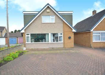 Thumbnail 3 bed detached bungalow for sale in Brancaster Close, Nottingham