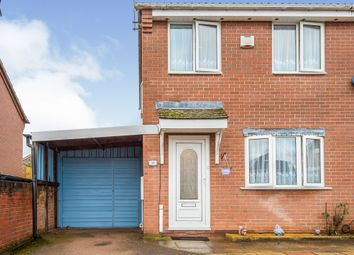 2 bed semi-detached house for sale in Drayton Place, Irthlingborough, Wellingborough NN9