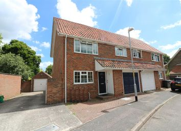 Thumbnail 3 bed semi-detached house for sale in Whitefriars Meadow, Sandwich
