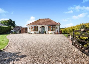 Thumbnail 3 bed detached bungalow for sale in Ashby Lane, Ashby-Cum-Fenby