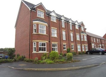 Thumbnail 2 bedroom flat to rent in Quins Croft, Leyland
