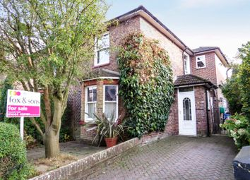 Thumbnail 4 bed semi-detached house for sale in Sydney Road, Haywards Heath