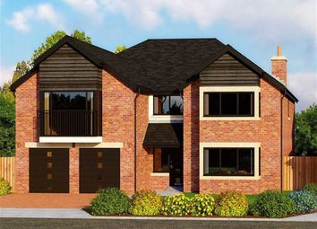 Thumbnail 5 bedroom detached house for sale in Bridge View Close, Longton, Preston