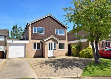 Thumbnail 4 bed detached house for sale in Isham Close, Kingsthorpe, Northampton