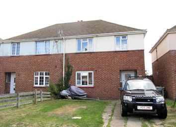 Thumbnail 3 bed semi-detached house for sale in Goodwood Road, Gosport