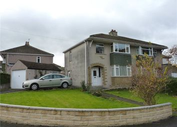 Thumbnail 3 bed semi-detached house for sale in Moss Carr Avenue, Keighley, West Yorkshire
