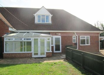 Thumbnail 2 bed bungalow to rent in Fence Bank, Walpole Highway, Wisbech