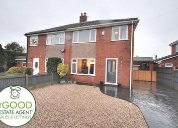 Thumbnail 3 bed semi-detached house for sale in Scott Road, Warrington