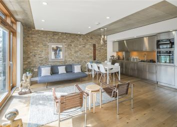 Thumbnail 2 bed flat for sale in Henson Building, 30 Oval Road, London