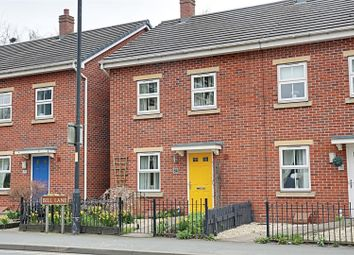 Thumbnail 3 bed end terrace house for sale in Bell Lane, Bloxwich, Walsall