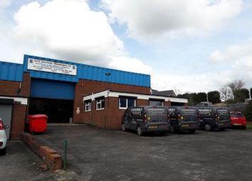 Thumbnail Light industrial to let in Unit C7, Sneyd Hill Industrial Estate, Burslem, Stoke On Trent