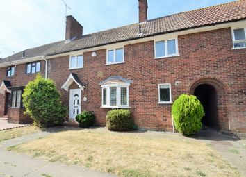 Thumbnail 3 bed terraced house for sale in Mitchell Avenue, Bury St. Edmunds