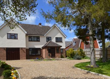Thumbnail 6 bed detached house for sale in Bentfield Road, Stansted