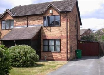 Thumbnail 2 bed semi-detached house to rent in Hazelmere Grove, Lenton, Nottingham