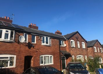 Thumbnail 4 bed terraced house to rent in Abergele Road, Burnage, Manchester