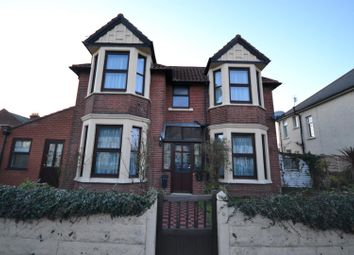 Thumbnail 4 bed detached house for sale in Wellesley Road, Clacton-On-Sea