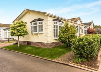 Thumbnail 2 bed mobile/park home for sale in Severn Bank Park, Stourport-On-Severn, Worectershire