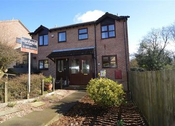 Thumbnail 3 bedroom end terrace house to rent in Oliver Close, Crowborough