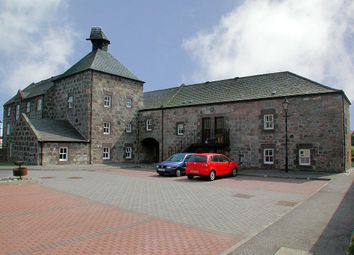 Thumbnail 2 bedroom flat to rent in Cowie Mill, Stonehaven, Aberdeenshire