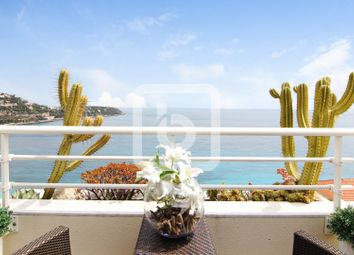Thumbnail 4 bed apartment for sale in Roquebrune Cap Martin, Provence-Alpes-Cote D'azur, 06190, France