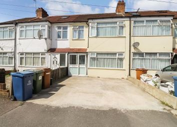 Thumbnail 3 bed terraced house to rent in Orchard Grove, Kingsbury, London