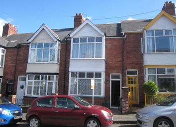 Thumbnail 3 bed terraced house to rent in Wyndham Avenue, Heavitree, Exeter, Devon