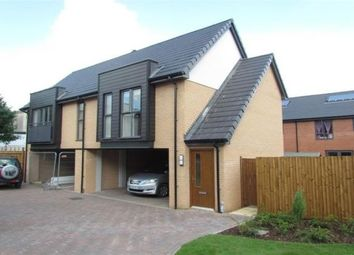 Thumbnail 2 bedroom flat to rent in Neath Farm Court, Cambridge