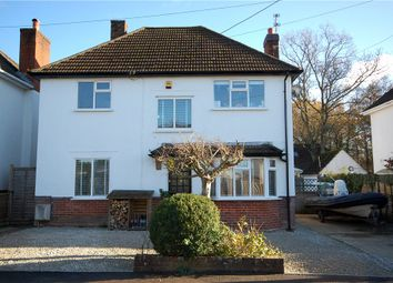Thumbnail 3 bed detached house for sale in Stapehill, Wimborne, Dorset