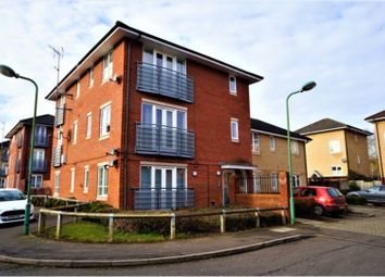 Thumbnail 2 bedroom flat to rent in Enders Court, Milton Keynes