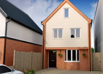Thumbnail 4 bed detached house for sale in Avondale Road, Gorleston