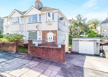 Thumbnail 3 bed semi-detached house for sale in Fredington Grove, Plymouth