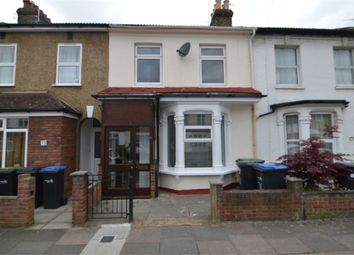 Thumbnail 4 bed terraced house to rent in Medcalf Road, Enfield, Greater London