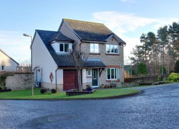 Thumbnail 4 bedroom detached house for sale in Wester Hill, Edinburgh