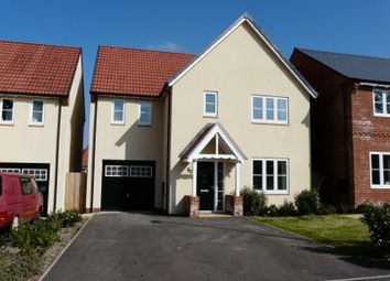 Thumbnail 4 bed detached house to rent in Thomas Place, Wellington