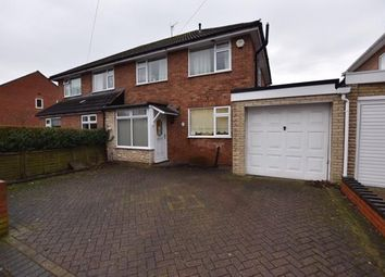 Thumbnail 3 bed property to rent in Shrubbery Road, Bromsgrove, Bromsgrove