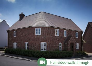 Thumbnail 4 bed detached house for sale in Brimsmore, Southfield Drive, Yeovil