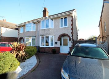 Thumbnail 4 bed semi-detached house for sale in Wheelwright Lane, Ash Green, Coventry