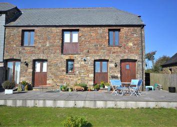 Thumbnail 4 bedroom end terrace house for sale in Stockadon Barns, St Mellion, Saltash, Cornwall
