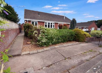 Thumbnail 2 bed semi-detached bungalow for sale in Wonastow Close, Monmouth