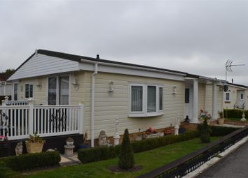 Thumbnail 3 bed mobile/park home for sale in Rhododendron Walk, Crookham Common, Thatcham
