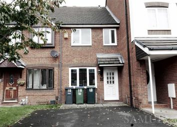 Thumbnail 2 bed terraced house to rent in Camomile Close, Walsall