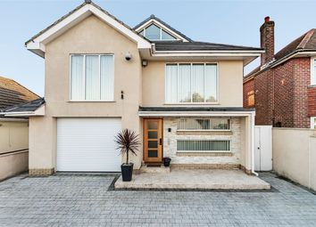 Thumbnail 5 bed detached house for sale in Stokes Avenue, Poole, Dorset