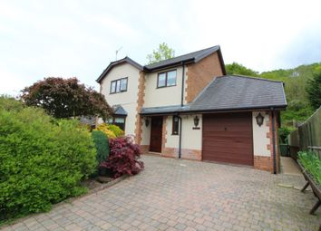 Thumbnail 4 bed detached house for sale in High Street, Ynysddu, Newport