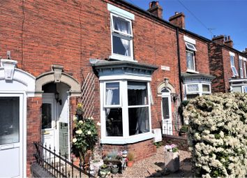 Thumbnail 2 bed terraced house for sale in West End Road, Habrough