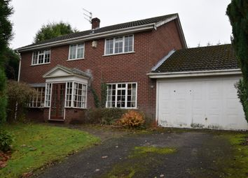 Thumbnail 4 bed detached house for sale in Wymondley Grove, Trentham, Stoke-On-Trent