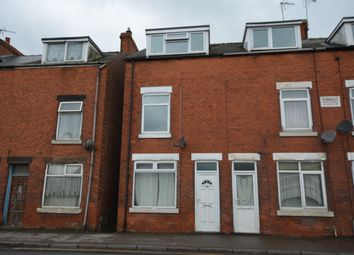 Thumbnail 3 bedroom end terrace house for sale in North Road, Clowne, Chesterfield
