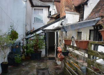 Thumbnail 2 bed flat for sale in 150B High Street, Ongar, Essex