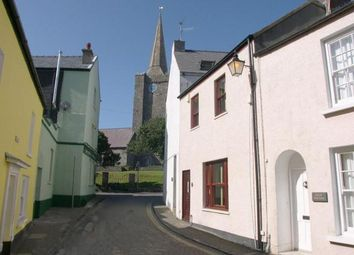 Thumbnail 2 bed terraced house for sale in St. Marys Street, Tenby, Pembrokeshire