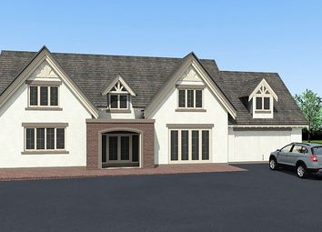 Thumbnail 5 bed detached house for sale in Plot 4, Shaw Park, Weston Lane, Oswestry, Shropshire