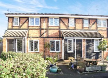 Thumbnail 1 bed terraced house for sale in Wakefield Close, Byfleet, West Byfleet